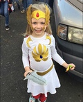 She-Ra Princess of Power Costume