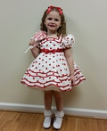 Shirley Temple Costume