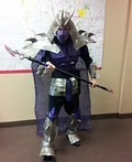 Shredder from TMNT Costume