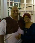Shrek and Fiona Costume