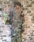 Si Robertson from Duck Dynasty Costume