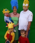Simpsons Costume