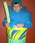 Slurpee Costume