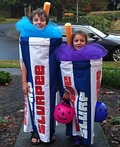 Slurpees Costume