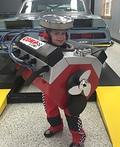 Small Block Chevy V8 Engine Costume