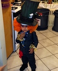 Smallest Mad Hatter Costume