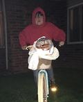 Smile for ET Costume