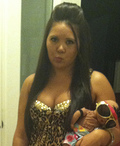 Snooki with Baby Lorenzo Costume