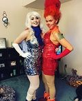 Snow Miser & Heat Miser Costume