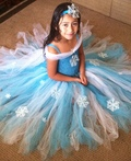 Snow Princess Costume
