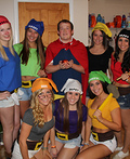Snow White and his Seven Dwarfs Costume