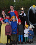 Snow White and the Seven Dwarfs Costume