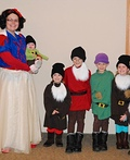 Snow White & the 7 Dwarfs and Prince Charming Costume