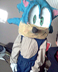 Sonic The Hedgehog Costume
