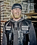 Sons of Anarchy Jax Teller Costume