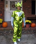 Space Alien Costume