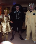 Spaceballs! May the Schwartz be with you! Costume