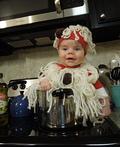 Spaghetti & Meatballs Costume