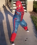 Spiderboy Costume