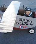 Spirit of St. Louis Costume