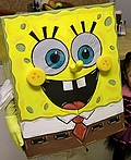 SpongeBob and Kitty Costume