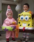Sponge Bob and Patrick Costume