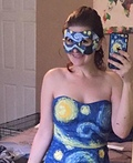 Starry Night Costume