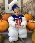 StayPuft Marshmallow Man Costume