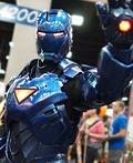 Stealth Iron Man Costume