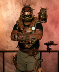 Steampunk Engineer Costume