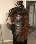 Steampunk Medusa Costume
