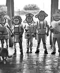 Stick Figure Family Costume