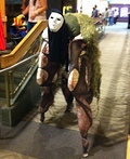 Stilt Monster Costume