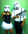 Storm Troopers Costume