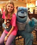 Sulley and Boo from Monsters Inc. Costume