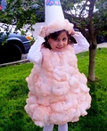 Sweet Cotton Candy Costume