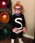 Syndrome from The Incredibles Costume