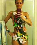 T-Body Sushi Costume