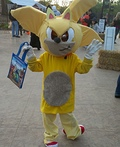 Tails from Sonic the Hedgehog Costume