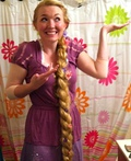 Tangled's Rapunzel Costume