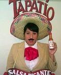 Tapatio Hot Sauce Man Costume