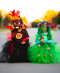 Te Ka and Te Fiti from Moana Costume