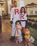 Team Rocket Costume