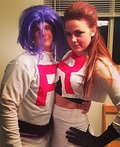 Team Rocket, Jessie and James Costume
