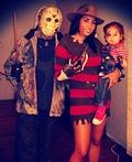 Terror Family Costume