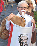 The Colonel (KFC) Costume