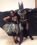 The Batman & Catwoman Costume