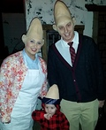 The Coneheads Costume
