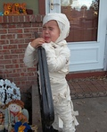 The Crying Mummy Costume