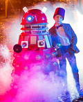 The Dalek Costume